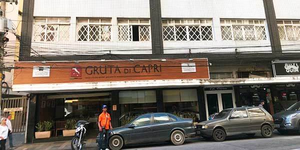 Gruta di Capri vai mudar de endereço