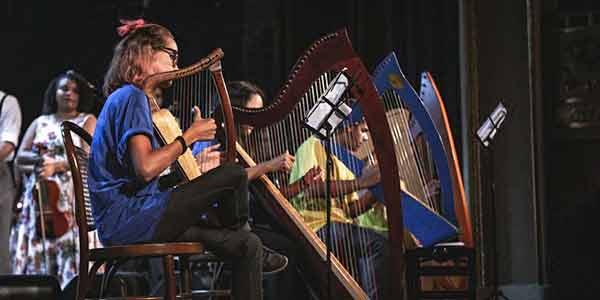 Harpas da Grota do Surucucu