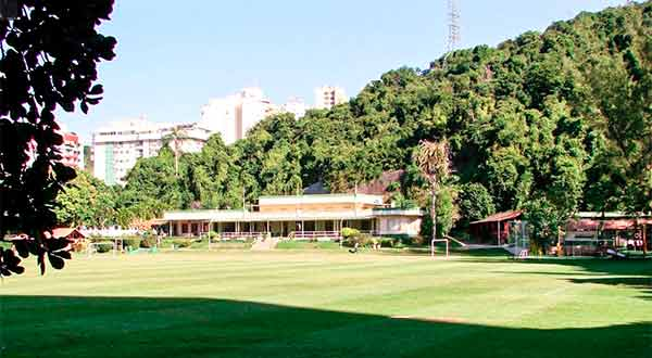 Campo de futebol do Rio Cricket