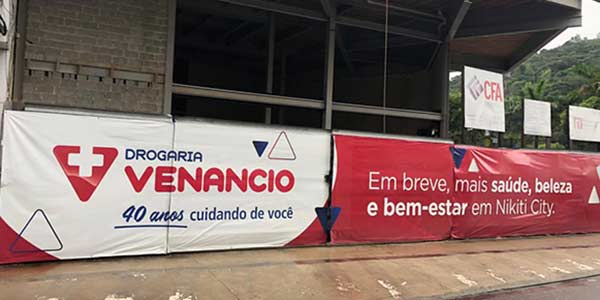 Venancio vai abrir nova farmácia em Icaraí