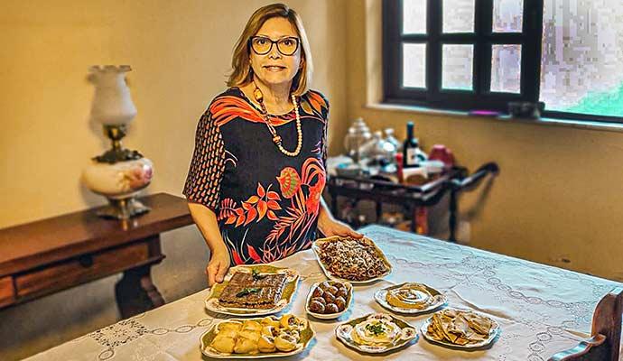 culinária árabe em Itacoatiara
