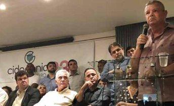 Convenção do Cidadania com Comte, Rodrigo e Axel
