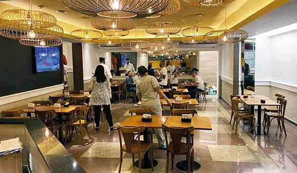 Beira Mar restaurante
