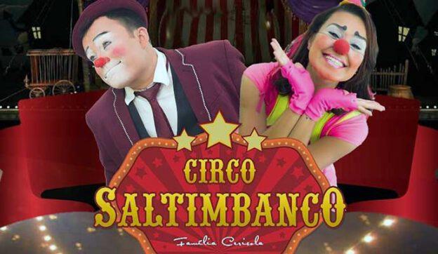 circo teatro saltimbanco