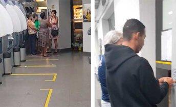 clientes presos Banco do Brasil
