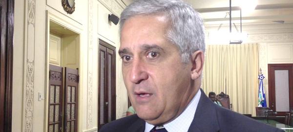 O deputado Comte Bittencourt vai concorrer como vice-prefeito na chapa do ex-petista Rodrigo Neves