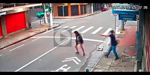 homem mata moradora de rua em Niterói
