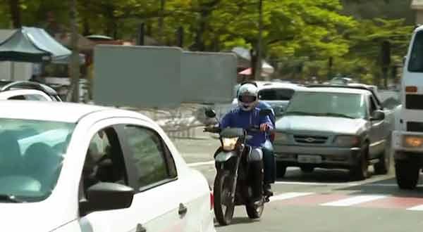 barulho de motos
