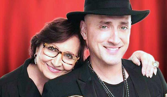 Paulo Gustavo e Dona Déa
