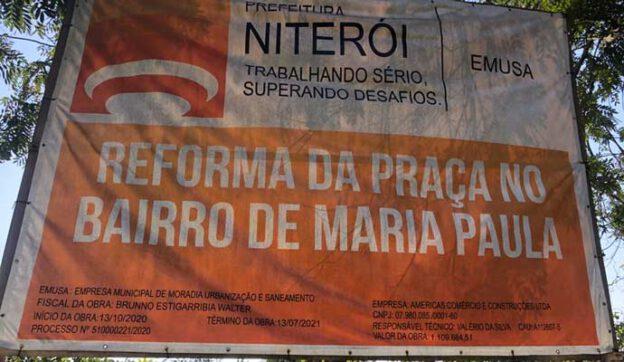 Maria Paula, bairro esquecido