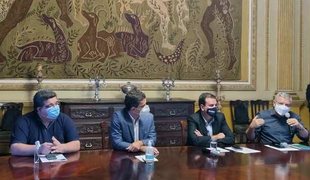 reunião de prefeitos