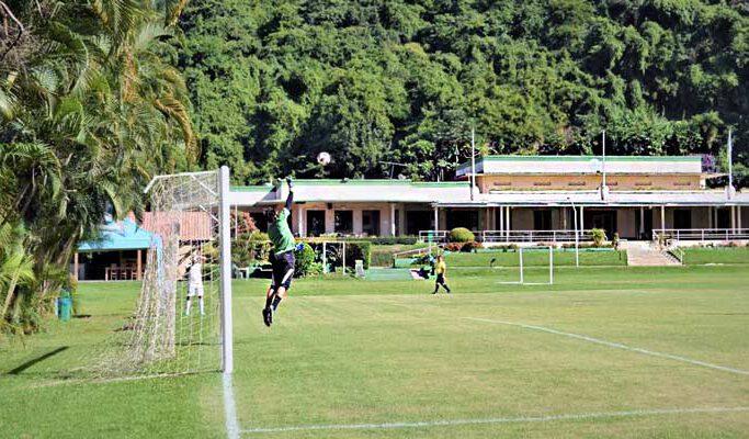 Rio Cricket futebol