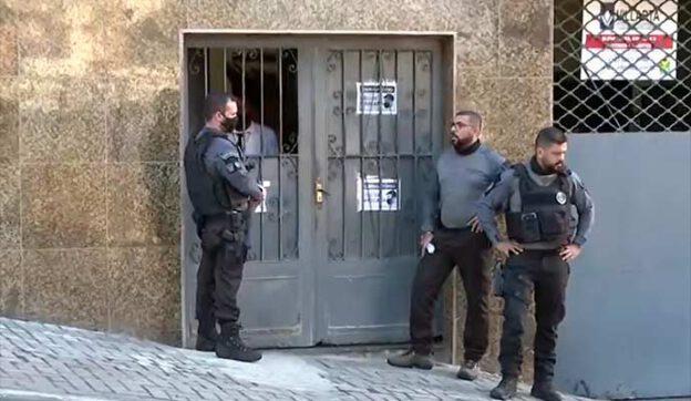 Vereador preso